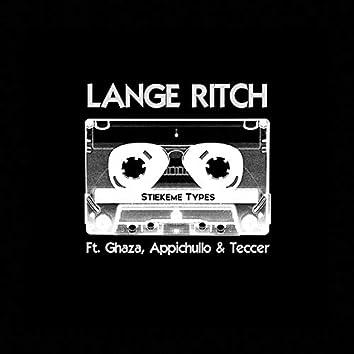 Stiekeme Types (feat. Ghaza, Appichullo, Teccer)