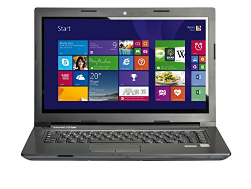 Medion Akoya S4217T MD98599 35,5 cm (14 Zoll) Laptop (Intel Core i3 4010U, 8MB RAM, 1000GB HDD, Win 8, Touchscreen) anthrazit