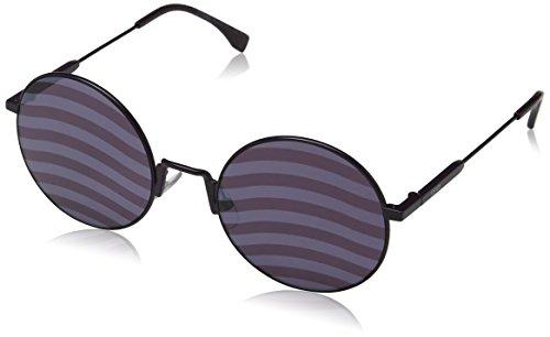 FENDI FF 0248/S XL B3V Gafas de sol, Morado (Violet/Violet Dc), 53 para Mujer