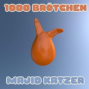 1000 Brötchen (Wellness Feeling Pur Mix)