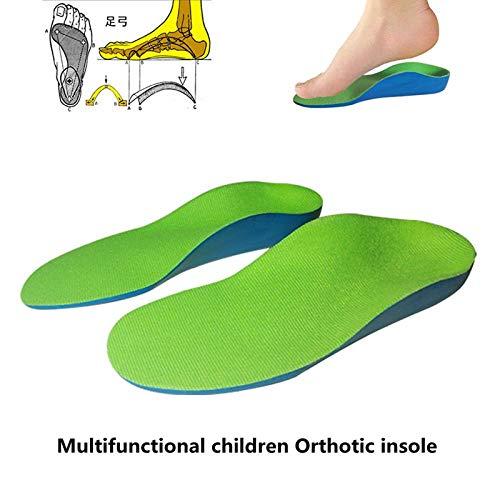 Einlegesohle Insole Kinder Kinder Orthopädische Einlegesohlen Für Kinder Schuhe Plattfuß Bogen Unterstützung Orthesen Pads Korrektur Gesundheit Fußpflege Einlegesohle 20C