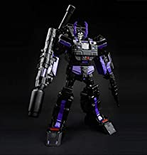 KBB MODEL Transformer Black Alloy Oversize Decepticon Megatron