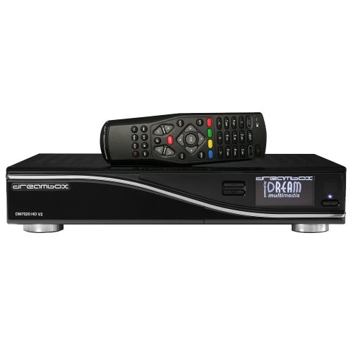 Dreambox DM 7020 HD V2 Twin PVR Ready 2x Dual DVB-S2 inkl. 1000 GB Festplatte inkl. Wlan Stick