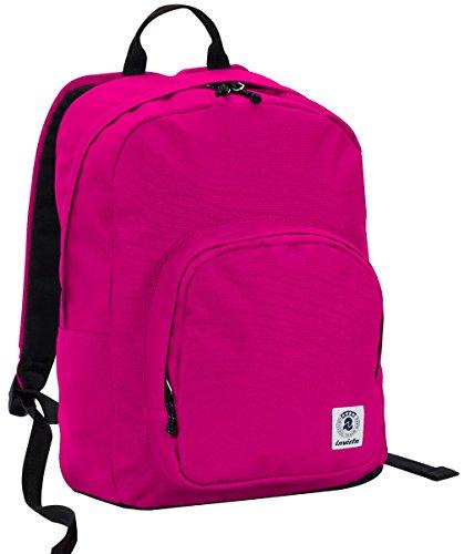 ZAINO INVICTA - OLLIE PACK II - Purple Rosa - tasca porta pc padded - scuola e tempo libero americano 25 LT