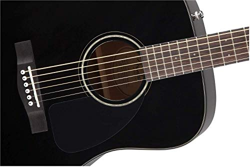 Fender CD-60SCE Acoustic-Electric Guitar-Dreadnaught Body Style - Natural Finish