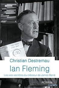 Ian Fleming par Christian Destremau