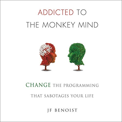Addicted to the Monkey Mind  By  cover art
