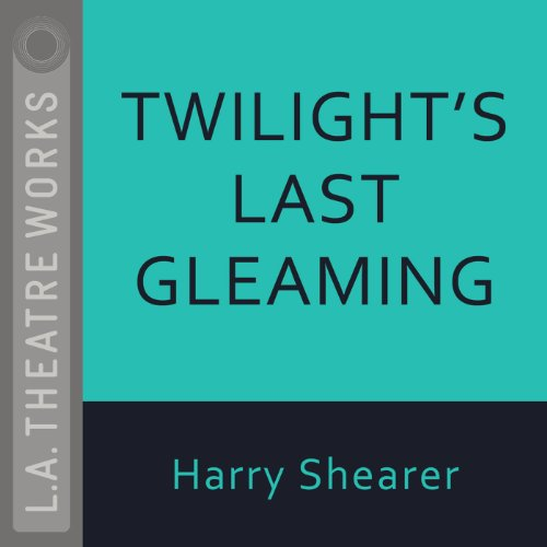 Twilight's Last Gleaming audiobook cover art