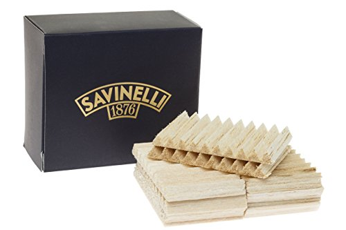 Savinelli 6mm Balsa Filters - 100 Count