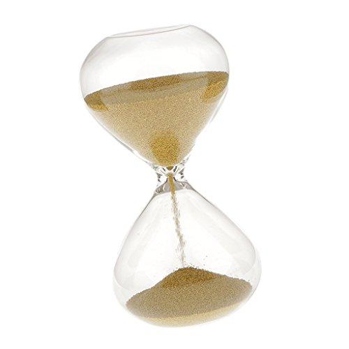 3min Sanduhr Sanduhr Zeituhr Für Das Büro Zu Hause Dekoration Geschenk - Gold, /