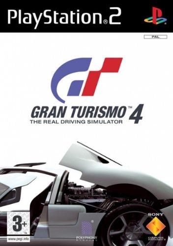 Sony Gran Turismo 4, PS2