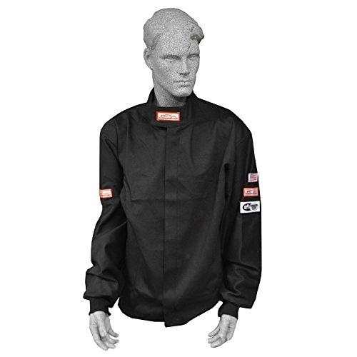 Racerdirect.net SFI 3.2A/1 Fire Suit Racing Jacket Single Layer Adult Medium