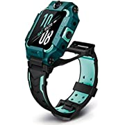 imoo Watch Phone Z6 Kids Smart Watch, Kids Smartwatch Phone with Two Way Video&Phone Call, Kids GPS Watch with Real-time Locating & IPX8 Swimming Water-Resistance, Stay Connected with Kids(Green)