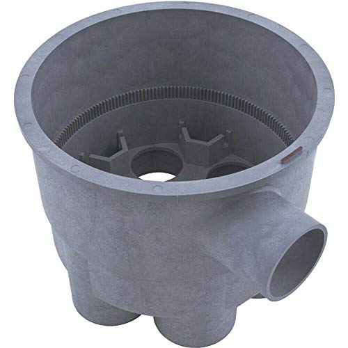 Best Price G.Q.F. Manufacturing Co A&A 541763 2 Bottom Housing for 6-Port Low Profile Valve- Gray
