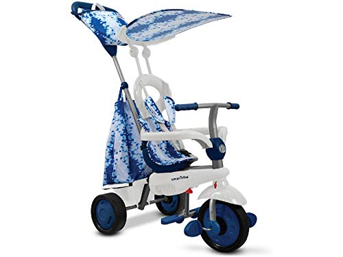 smarTrike 4en 1Tricycle Spirit (Bleu) 6752100