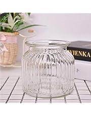 ガラス 花瓶 クリア ガラス フラワーベース 大 ストレート型円柱 ガラス製 花瓶 花器 透明 ヨーロピアンスタイル フラワーベース 硝子瓶 北欧風 花器 おしゃれ 美しい 高級感 セメントカラフル 北欧風