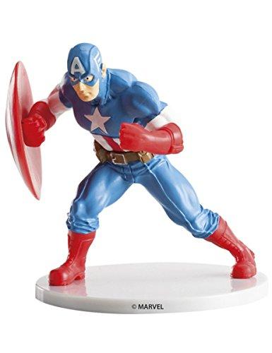 Figurine Captain America Avengers Marvel