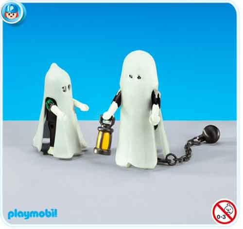 PLAYMOBIL 7482 - Fantasmas Terroríficos