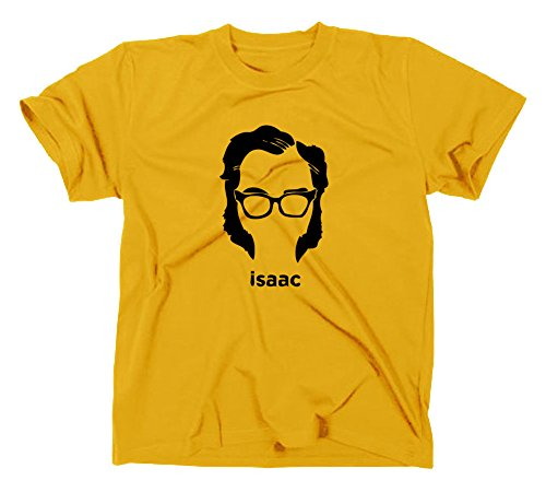 T-shirt Isaac Asimov Foundation de robot, Android, Science Fiction