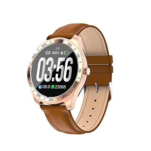 LWP Z11 Ritmo Cardíaco Y Presión Arterial Smart Watch IP67 Hombres Impermeables para Hombres Y Mujeres Sports Tracker Smart Watch Pulsera De Control Remoto para Android iOS,B