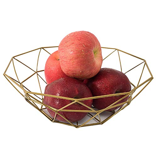Fruit Stand Vegetables Serving Bowls Basket Holder for Kitchen Counters,Table Centerpiece,Farmhouse Decor,Party,Holiday...