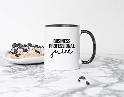 DKISEE Regalos profesionales de negocios, taza de té de café, taza de té de dos tonos, regalo de cumpleaños para hombres y mujeres