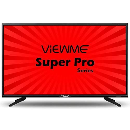 Viewme Super Pro 60 cm (24 Inches) HD Ready LED TV 24XT2600 (Black) (2020 Model)