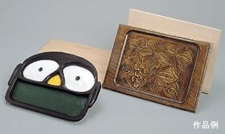 深彫用木彫板 中(桂材)