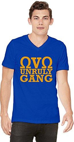 OVO Unruly Gang Mens V-neck T-shirt XX-Large