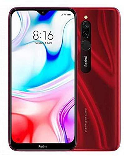Xiaomi Redmi 8 3GB 32GB 6.22'' 5000mAh Type-C (Versione globale) Red