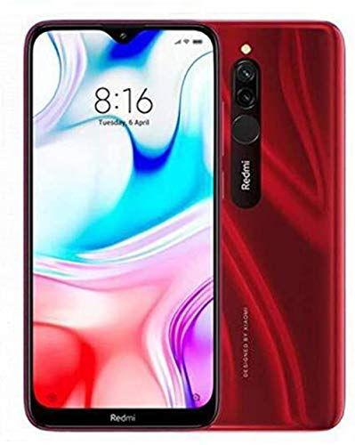 Xiaomi Redmi 8 3GB 32GB 6.22'' 5000mAh Type-C (Versione globale) Red