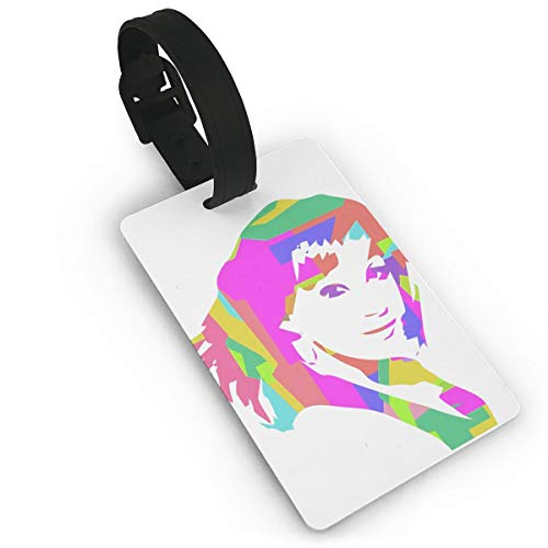 Beastory Reba Mcentire Convenient Hangable Portable Small And Durable Wristband Luggage Tag
