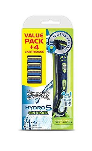 Wilkinson Sword Hydro 5Groomer Herren in Razor Pack