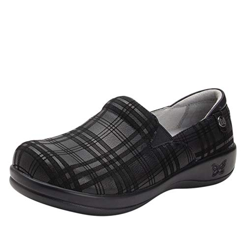 Alegria Keli Womens Professional Shoe Plaid to Meet You 5 M US