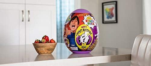 Ryan/'s World Giant Mystery Egg Series 3 Kids Toy Surprise Purple Kids Best Gift