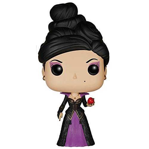 WCNMB Once Upon a Time Figurine Regina Q Version Chibi 10cm XCJSWZZ