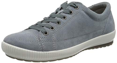 Legero Damen TANARONiedrig Sneaker, BLAU (ARIA), 40 EU