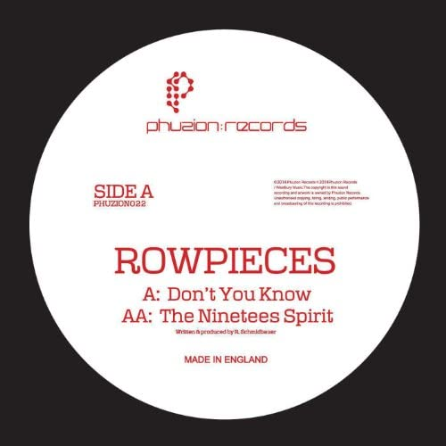 Rowpieces