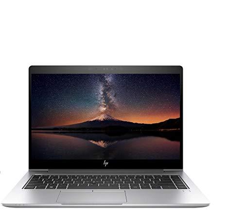 2019 HP Elitebook 840 G5 14' IPS Full HD FHD (1920x1080) Business Laptop (Intel Core i5-8250U, 16GB DDR4 RAM, 512GB PCIe NVMe M.2 SSD) Backlit, Type-C Thunderbolt, B&O Audio, HDMI, Windows 10 Pro