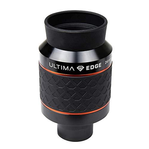 Celestron Ultima Edge - 24mm Flat Field Eyepiece - 1.25'