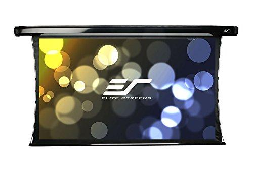 Elite Screens CineTension2 TE84HW2 - visualización para proyector de proyección eléctrica (84 Pulgadas, 16:9, con pestañas), Serie CineTension 2, CineWhite, 110'/ 16:9