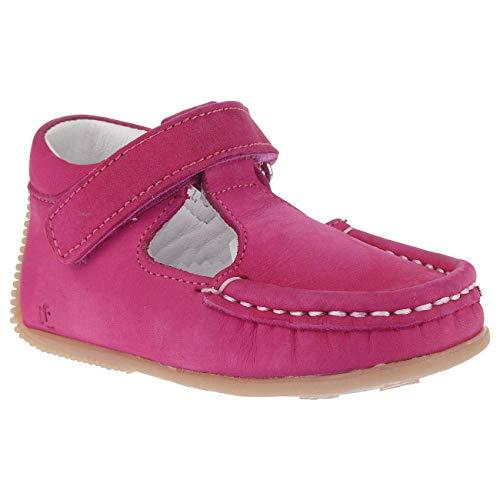 JOCHIE Baby Lauflernschuhe T-Spange 80340 extrem weich 3 Gr.19-24 pink EUR 21