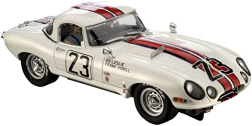 Revell - Maquette - Jaguar E-Type Sebbague Winner'63 - Echelle 1 32