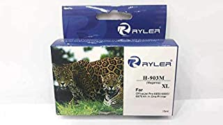 Ryler compatible Ink for HP H-903XL Magenta