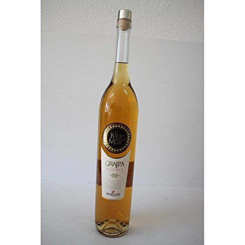 Grappa riserva Bacio delle Muse 40% vol. (1,5l Flasche)