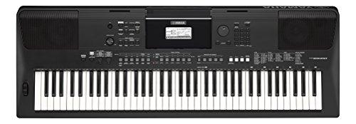 Yamaha PSR-EW410 - Teclado digital portátil para nivel principiante y avanzado con...