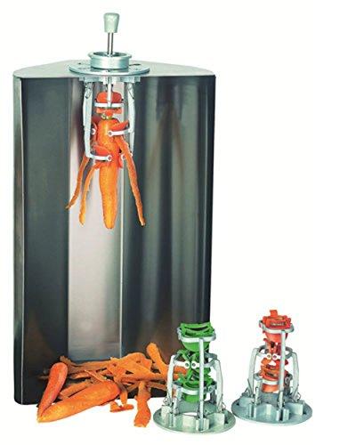 Fuduu wortel- en komkommersschiller Gastro professionele schiller