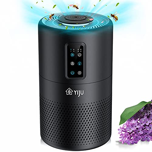 Air Purifier, YIJU Air Purifiers for Home Large Room with H13 True HEPA Filter for Removing 99.97%...
