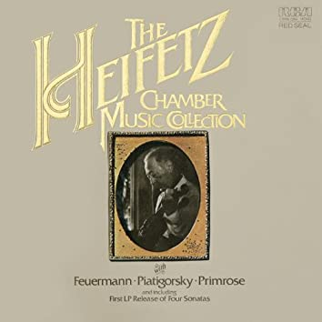 The Heifetz Chamber Music Collection