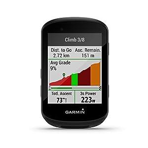 """Garmin Edge 530 - Ciclocomputador GPS de 2,6"""" con mapas y 8 GB de Memoria Interna"""